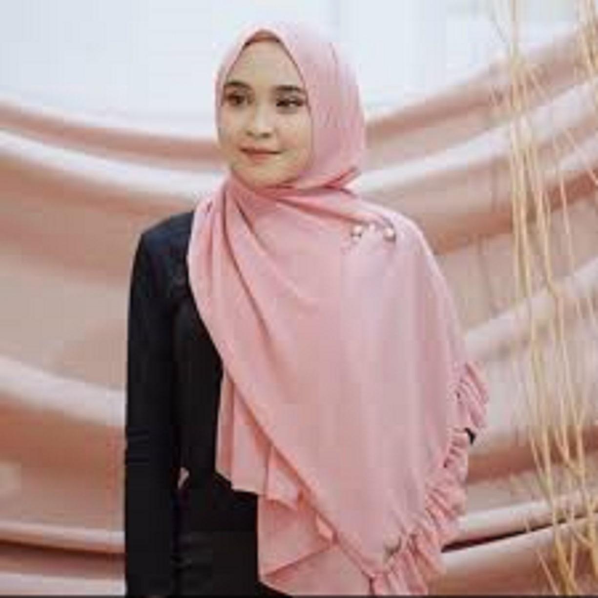 Eva Rempel Pashmina Diamond Italiano Jilbab Hijab Khimar Bergo Kerudung Lazada Indonesia