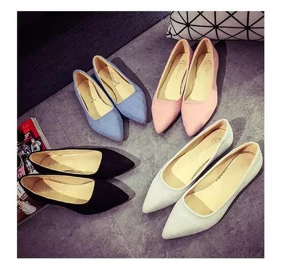 Balet Polos/ Balet Wanita/flatshoes Wanita By Fion Dod.