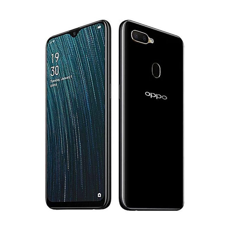OPPO A5S Smartphone [3/ 32 GB] - Black