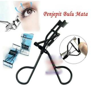 Alat Pelentik Bulu Mata - Aksesories Perapi Bulu Mata - Eyelash Curler Original thumbnail
