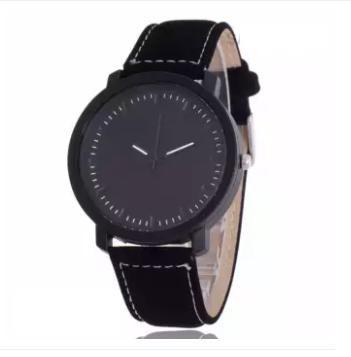 Jam Tangan Pria/Wanita bahan kulit analog