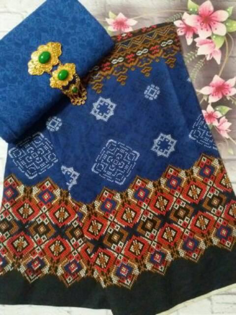 New item Kain batik prada pekalongan dan embos