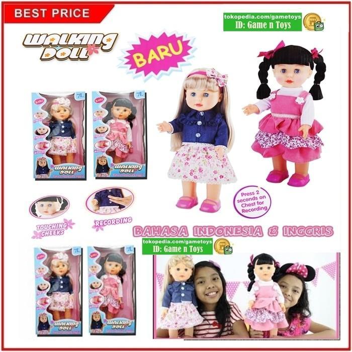 Mainan Anak Boneka Belinda Palace (versi Belinda) - Produk Original dari 7L  - BELINDA 0fab60054a