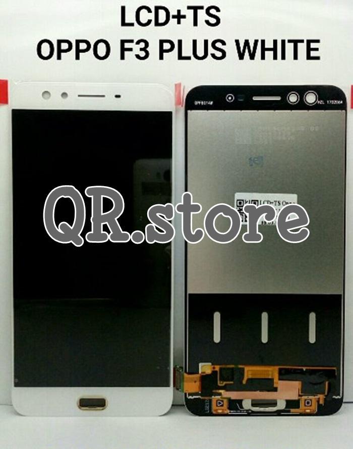 LCD OPPO F3 PLUS Original. LCD + Touchscreen OPPO F3 PLUS. LCD Fullset OPPO F3 PLUS Original