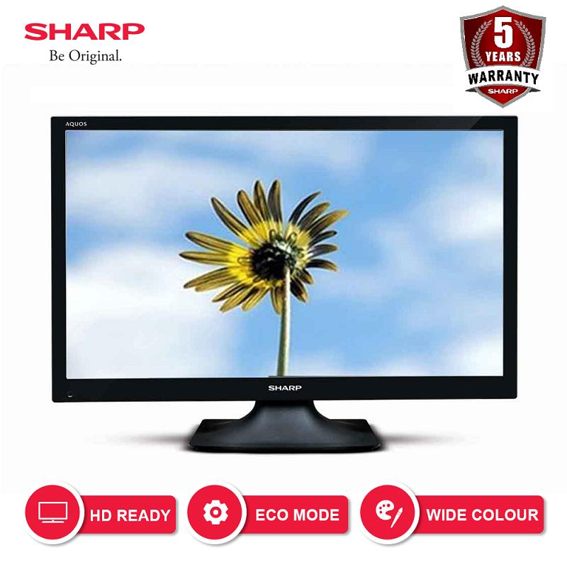 SHARP LED TV 24 Inch HD - LC-24SA4000i