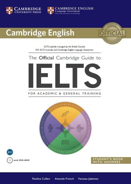 The Official Cambridge Guide To Ielts Students Book With Answers By Bukutoeflcom Group.