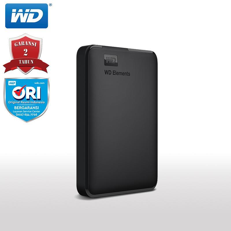 WD Elements Portable Hardisk Eksternal 1TB 2.5