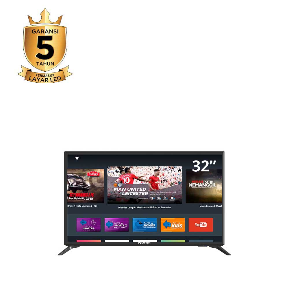 POLYTRON Smart TV 32  PLD 32AD1508
