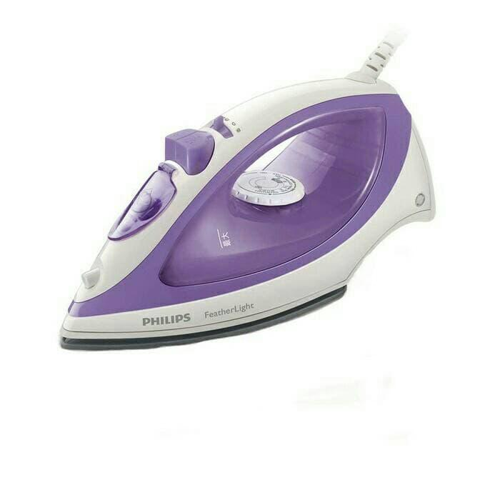 PHILIPS STEAM IRON GC 1418 / SETRIKA UAP GC1418 400 WATT