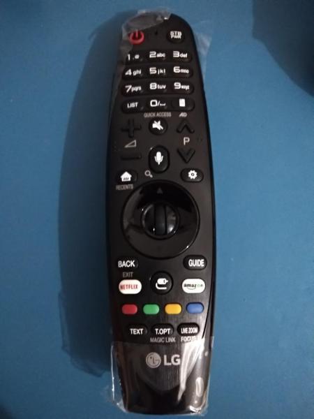 REMOTE/REMOT TV LCD LED LG MAGIC MOTION AN-MR650 ORIGINAL/ASLI