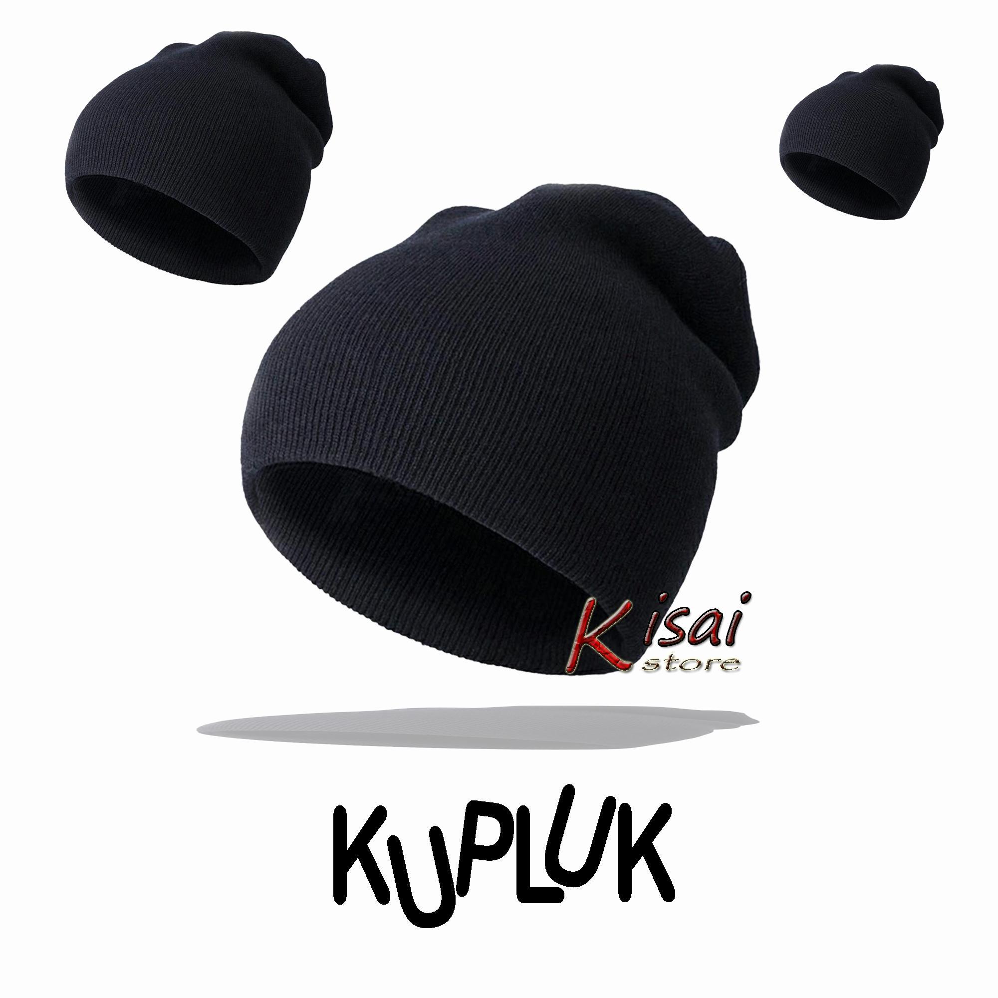 Topi Kupluk Rajut - Harga Grosir By Kisai Store.