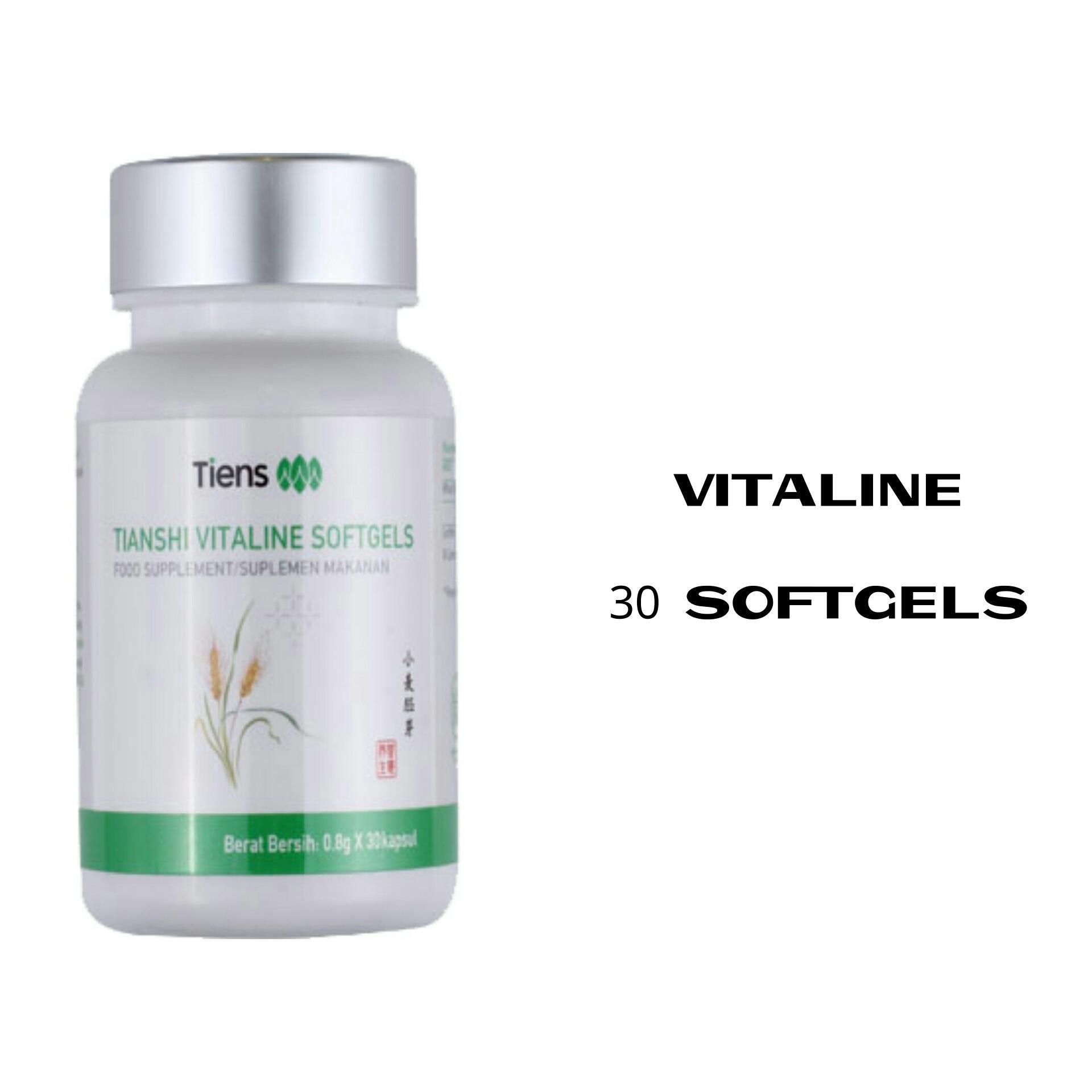 Nazhifah Tienshop Vitaline Memperbaiki Fungsi Hati Dan Menjaga Kesehatan Kulit By Nazhifah Tienshop.