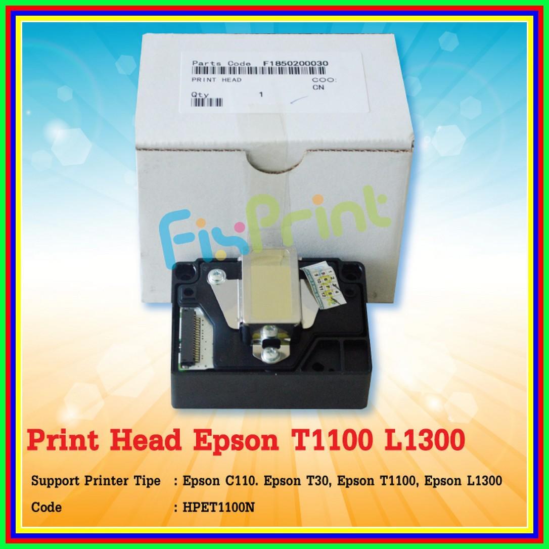 Print Head Printer EPSON L1300 T1100 T30 C110 Original Printhead L1300