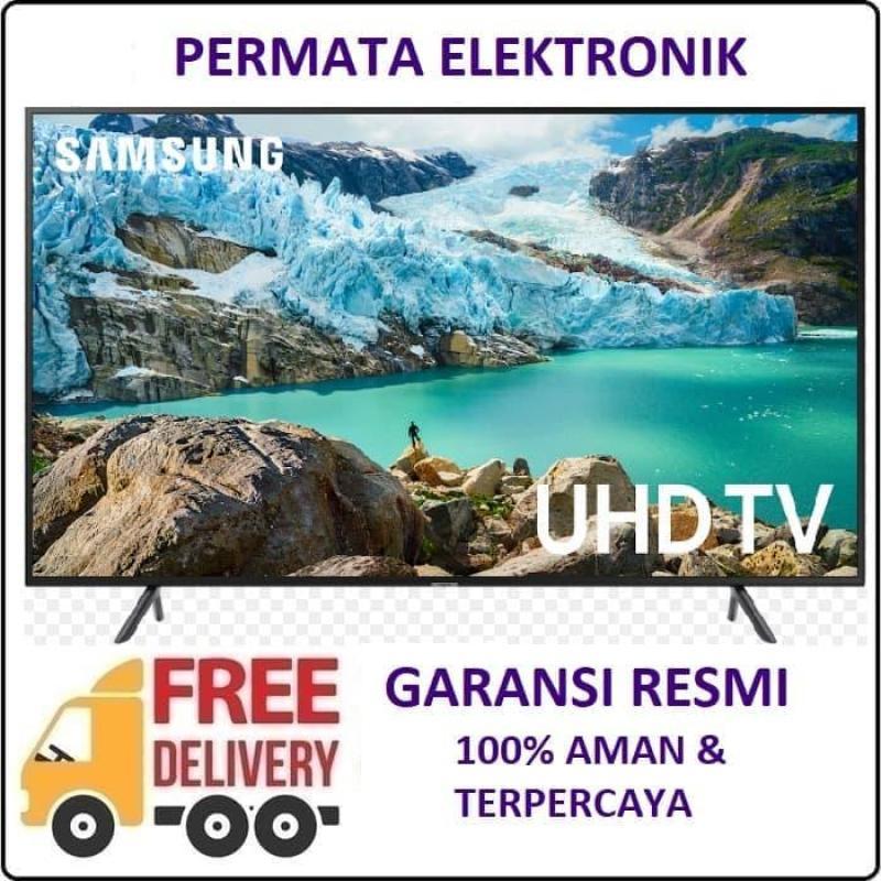 Samsung 55RU7100 55 Inch UHD 4K Smart LED TV Bluetooth UA55RU7100 NEW