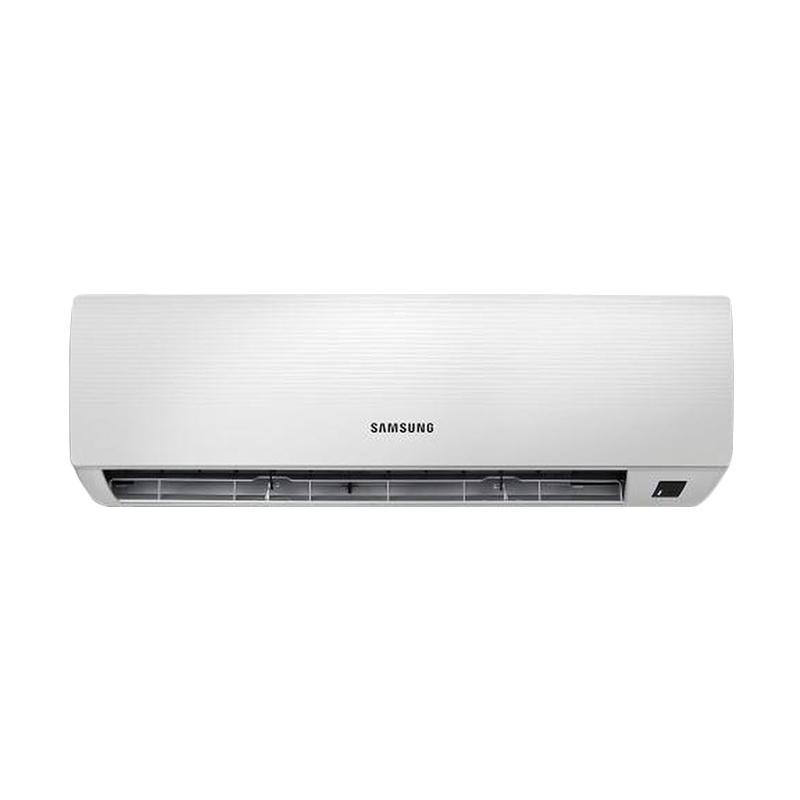 Samsung AC 1 PK AR09NRFLDWKNSE (Unit Only) - Putih -Khusus Jadetabek