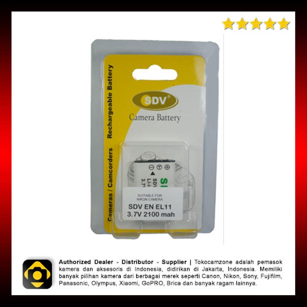 Battery SDV For Nikon EN-EL11