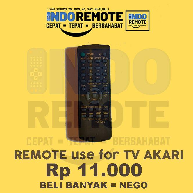 Remote TV Akari