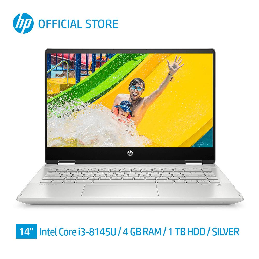 HP Pav x360 14-dh0036TX - Intel core i3-8145U - 4GB - 1