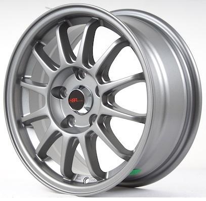 Velg Mobil Ring 15 HSR YOKOTE Grey Grandmax Innova Ertiga Apv Terios