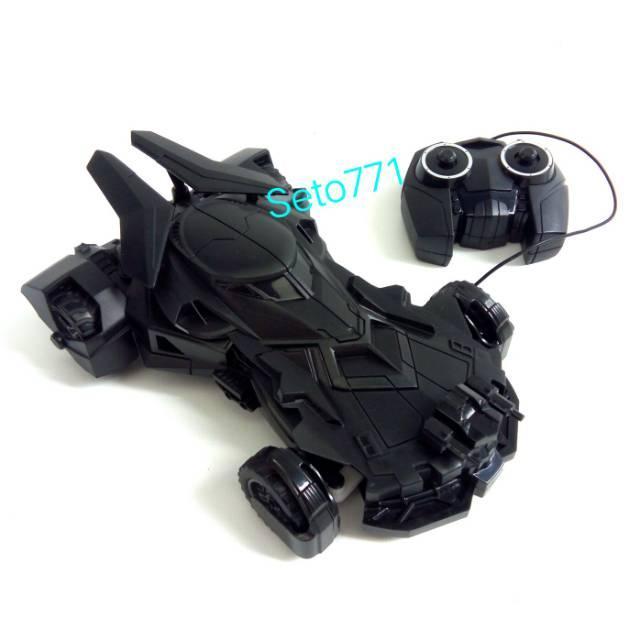 Mobil Rc Batman Car Remote Control Dark Knight By Lautan Mainan.