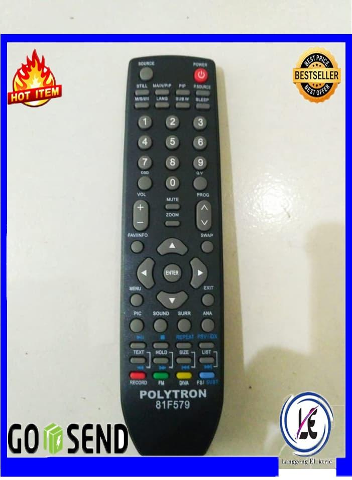 Remote POLYTRON LCD/LED