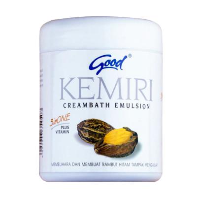 Good Creambath Emulsion Kemiri 250gr Beli 2 Pcs Free Sample Good Lazada Indonesia