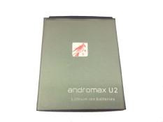Beauty Battery/Batterai Smartfren Andromax U2 3000 mAh Double Power Batery - Original