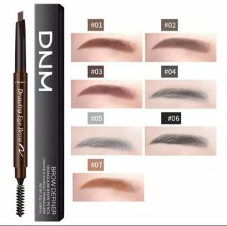 DNM Automatic Eyebrow Pensil Alis Anti Air etude Pensil Alis Putar Drawing thumbnail