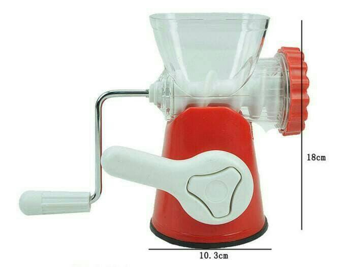 P58 Meat Grinder Manual / Penggiling Daging Manual By Plaza58.