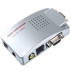 BEI PC to TV Converter - Putih