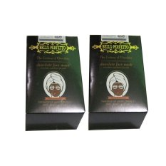 Diskon Bello Perfetto Chocolate Mask Penirus Wajah Isi 20 Bello Jawa Barat