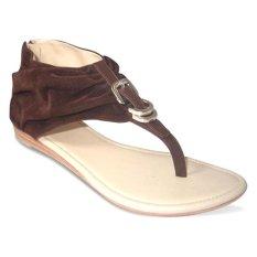 Benitz Flat Sandal BN 1102 - Cokelat