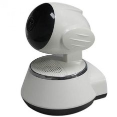 Spesifikasi 4Connect V380 Q6 Wifi Hd720 P2P Cctv Camera With 2 Way Audio Motion Sensor Alarm And Micro Sd Slot Putih Lengkap