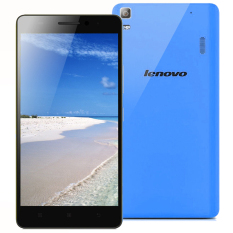 Best Seller Aircase Ultrathin For lenovo a7000   - Blue Clear