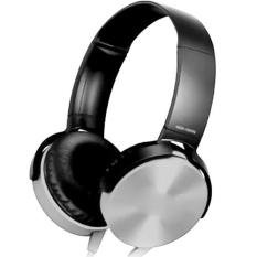 Harga Best Seller Extra Bass Headphone Jibl Xc450Ap Silver Origin