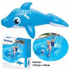 Daftar Harga Bestway 41087Dolphin Ride On Pelampung Anak Motif Lumba Lumba Bestway