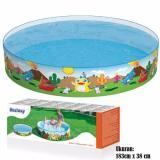 Jual Bestway 55022 Dino Fill N Fun Pool 183Cmx38Cm Kolam Anak Tanpa Pompa Branded Murah