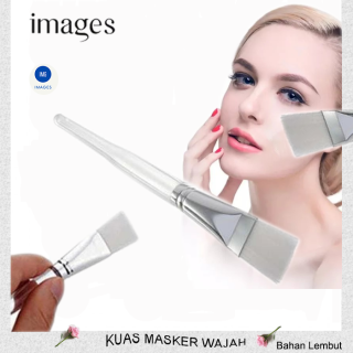 Kuas Masker Make Up Bening - Alat Makeup Brush Makeup Premium Berkualitas - Alat Kecantikan thumbnail