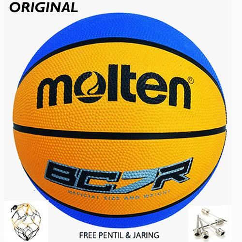 Bola Basket Molten Bc7c Original/bola Basket Murah By J&r.