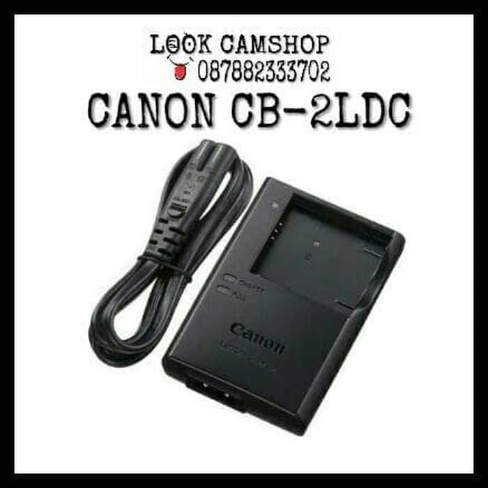 CHARGER CANON CB-2LDC FOR IXUS 135 145 175 185 285 SX400 SX410 SX420