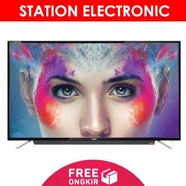 AKARI Full HD Smart LED TV w/ Soundblaster 43- 43D99SBS - Khusus JABODETABEK