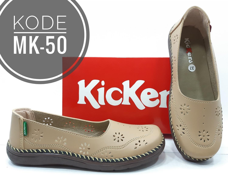 9b60f2e9d Flat Shoes. 177715 barang ditemukan dalam Sepatu Flat. Sepatu Kickers  Wanita kode MK-50
