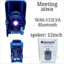 Speaker Meeting Portable Aiwa 112 LVA 12 Inch