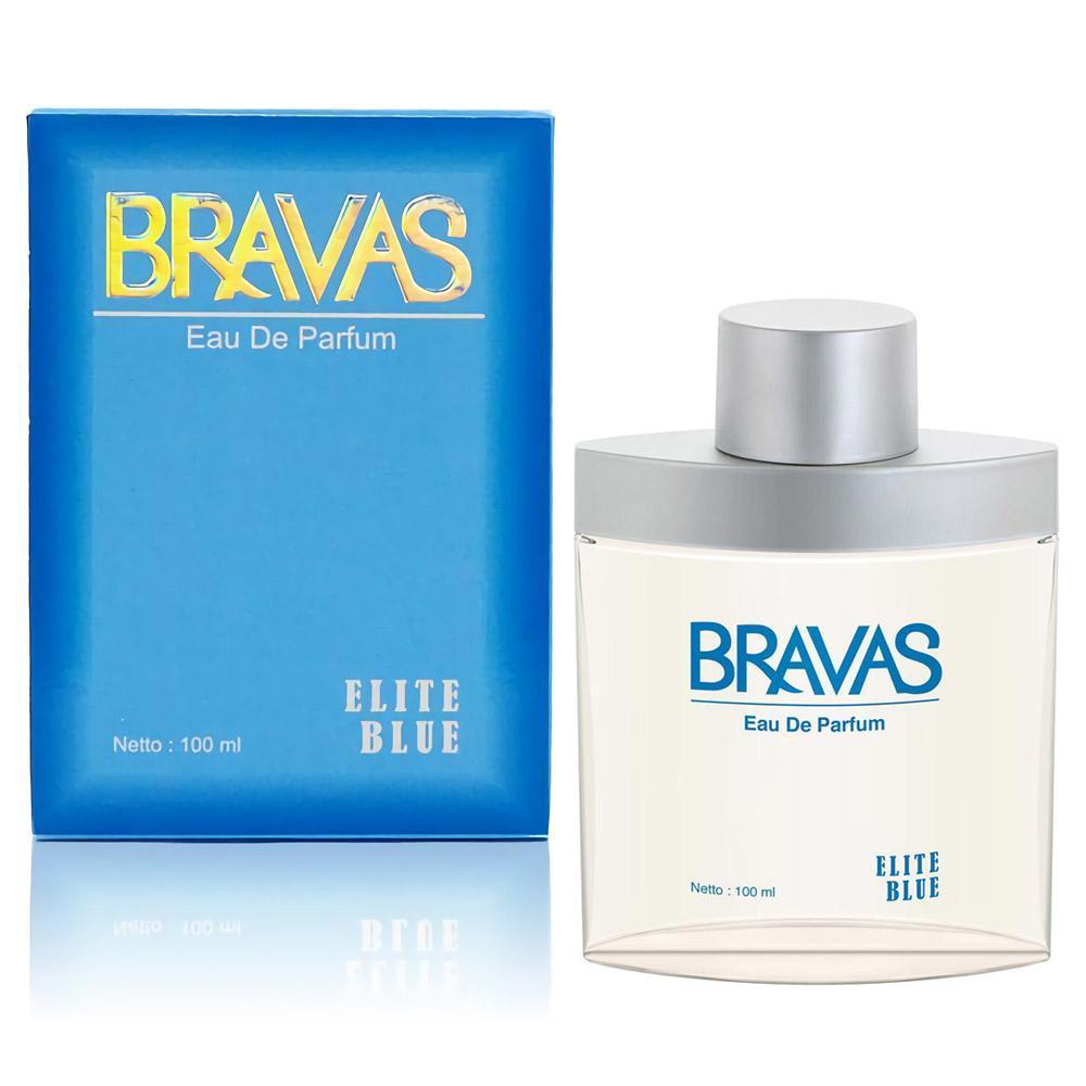 Rp 35.900. BRAVAS Original Eau De Parfum XX-CT-671498 XOX Man 100 ml Perfume ...
