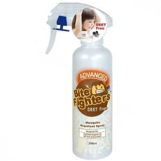 Berapa Harga Bite Fighters Mosquito Repellent Spray 200Ml Bite Fighters Di Indonesia
