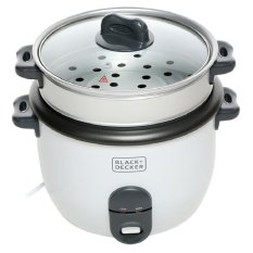 Harga Black Decker Automatic Rice Cooker Rc1860 B1 Di Dki Jakarta