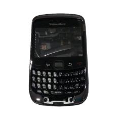 BlackBerry Housing Gemini Curve 3G 9300  Fullset - Hitam