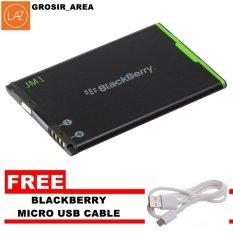 Tips Beli Blackberry Jm 1 Baterai Original For Dakota 9900 Gratis Blackberry Kabel Data Usb