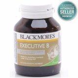 Katalog Blackmores Executive B Stress Formula Bpom Si 62 Tablet Terbaru