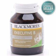 Blackmores Executive B Stress Formula Bpom Si 62 Tablet Diskon Jawa Barat